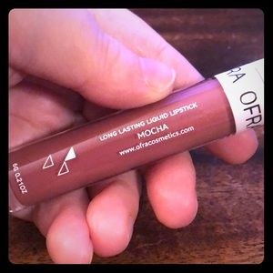 Ofra Cosmetics Liquid Lipstick In Mocha